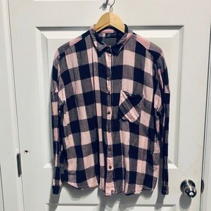 Topshop Flannel